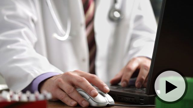 Facebook for doctors? Jeff Tangney and Howard Luks, MD on Doximity