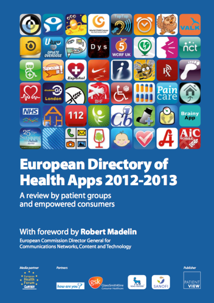 European Directory of Health Apps 2012-2013