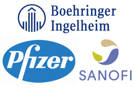 Boehringer Pfizer Sanofi