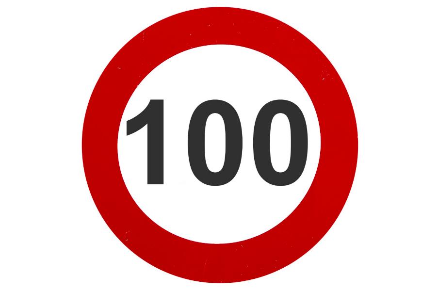 100 limit