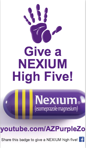 Give a NEXIUM High Five!