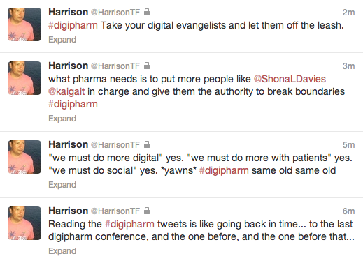 The wit and wisdom of @HarrisonTF