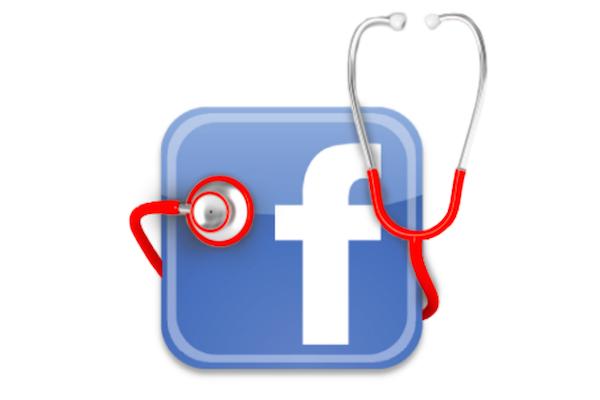 facebook health